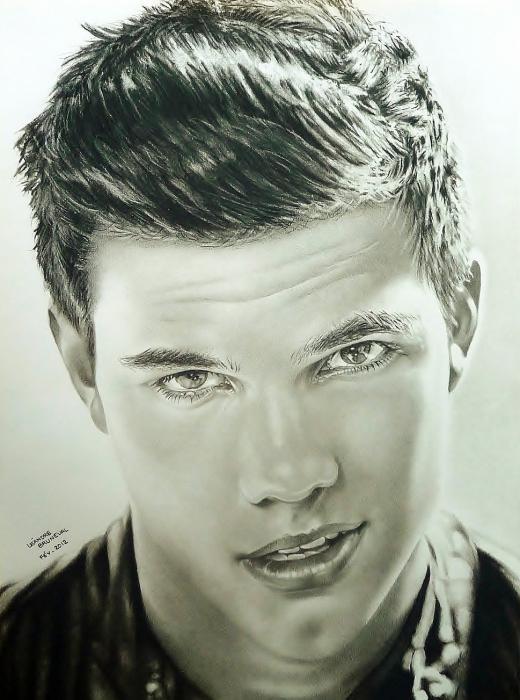 Taylor Lautner par leandre76